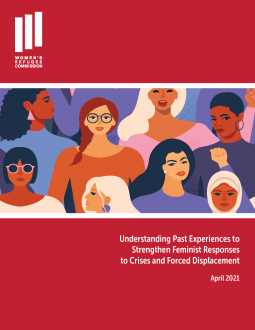 Understanding Past Experiences to Strengthen Feminist Responses to Crises and Forced Displacement Cover Image