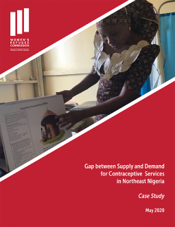 Gap between Supply and Demand of Contraceptive Services in Northeast Nigeria