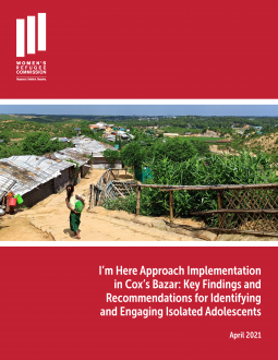 I'm Here Approach Implementation in Cox's Bazar Cover Image